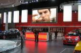Alto letrero publicitario de interior de la llanura P5 LED