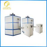 Equipamento do tratamento de água de esgoto da micrôonda