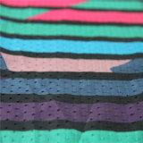 絹または綿のジャカードファブリック
