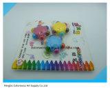 3D Creatieve Scherpe Plastic Kleurpotloden van de Zeester voor Studenten en Jonge geitjes