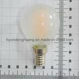 LEDのフィラメントランプG45 4W E14/E27/B22