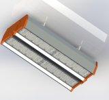 A UE revolucionária do projeto patenteou a luz elevada do louro do diodo emissor de luz da garantia de 5 anos