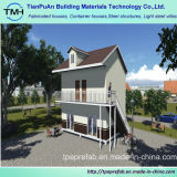 O edifício Prefab de duas histórias/pré-fabricou para casa em Foshan