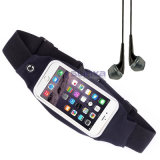 6 Inch Mobile Phone Universal Outdoor Running Waterproof Waist Pack Bagへの4.5インチ