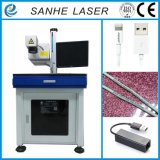 UV машина маркировки лазера для электрического ISO Ce проводкы