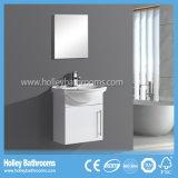 Самомоднейшая стена гостиницы MDF древесины повиснула мебель ванной комнаты с шкафом хранения (BF142D)