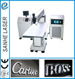 광고 채널 편지를 위한 새로운 자동적인 Laser 용접 기계 그리고 기계장치
