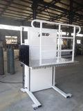 Платформа подъема кресло-коляскы доступных подъемов вертикали гидровлическая с аттестацией SGS Ce