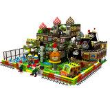 Qualidade da série da casa de árvore a boa caçoa o campo de jogos interno
