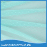 Luz - tela azul do laço, tela de nylon do laço, tela lisa do laço