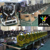 중국 직업적인 DJ 나이트 클럽 이동하는 헤드 230 와트