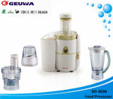 450W Powerful FruitおよびVegetable Centrifugal Extractor (KD-383)