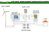 sur-Réseau de générateur de turbine de vent de 10kw 15kw 20kw 30kw/système de hors fonction-Réseau