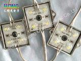 Módulo do diodo emissor de luz da alta qualidade 5050 com lente