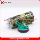 el plástico de la alta calidad 700ml se divierte la botella de consumición del staw (KL-7125)