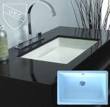 20 pulgadas rectangular de cerámica del fregadero cuarto de baño con CUPC (SN019)