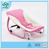 중국 제조 도매 견면 벨벳 아기 로커 (SH-E1)