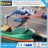 200-2200tph連続的な移動式船のローダー移動式港クレーン出荷ローダー