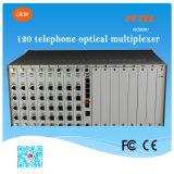 Línea de teléfono análoga del último de comunicación canal de los dispositivos 120 multiplexor del Wdm de Mux