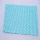 Rullo non tessuto del Wipe di pulizia del tessuto di Spunlace