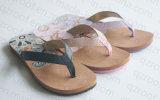 エヴァの足底(RF16227)が付いている方法女性のスリッパの双安定回路の靴