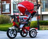 الصين مصنع بيع بالجملة [مولتي-ستل] طفلة درّاجة ثلاثية ([ل--56])