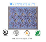 HASL OSP LED PCB Printed Circuit Board met Aluminum Metal Core