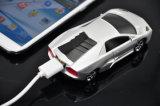 Sportcar Samsung電池が付いている移動式力バンク5200mAh