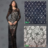 Laço africano da tela do vestuário do algodão da alta qualidade (6064)