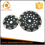 T 모양은 다이아몬드 구체적인 가는 컵 바퀴를 분단한다