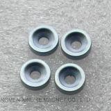 D103 angesenkter Magnet der Zink-Beschichtung-N35 NdFeB für Vorhang