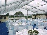 De duidelijke Tent van de Markttent van het Huwelijk van de Luxe van de Spanwijdte Grote voor 600 Mensen