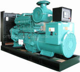 20kw-2000kw de open Diesel van de Motor van de Levering van de Macht van het Type Generator van Genset