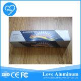 알루미늄 호일의 부엌에 의하여 이용되는 비용