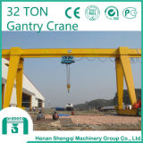 Electric Hoist를 가진 단 하나 Girder Gantry Crane