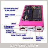 10000mAh Bank van de Macht van de Lader van de LEIDENE de Universele Telefoon van de Batterij Zonne Mobiele