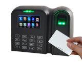 MIFARE Kartenleser und Fingerabdruck-Zeit-Zeiterfassungsstation (Qclear-TC/MF)