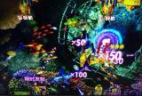 Máquina de jogos video do rei Legenda Arcada Fishing do tubarão