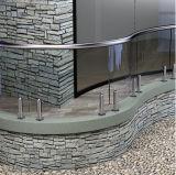 Круглое Shape Steel Spigot для Handrails (HR1300V-13)