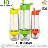 Бутылка воды Infuser плодоовощ творческой формы пластичная, дешевое BPA освобождает бутылку воды Tritan (HDP-0848)