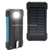 Custom 20000mAh Solar Power Bank Charger
