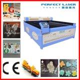 Placa de /PVC/pano acrílico/de madeira/gravador de papel Pedk-130180 do laser do CO2 do rolo