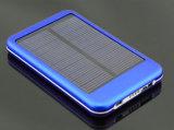全能力のFCC RoHSのセリウムのポケット太陽エネルギーバンク5000mAh