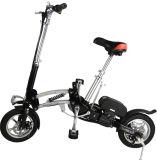 Bicyclette colorée électrique d'OEM de 12 roues de pouce 350W deux