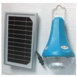 2015 luz casera solar del kit casero solar del panel solar LED de los nuevos productos 12W