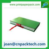 Magnetische Schliessen-steife Pappbunter Papierkasten