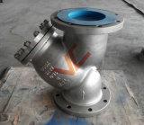 APIのステンレス鋼のYタイプこし器