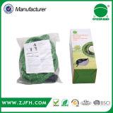 25FT, 50FT, 75FT, 100 FT, mangueira de jardim expansível do PVC do conetor plástico para o repouso