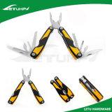 Плоскогубцы резца провода нового стального Multi-Инструмента фиксируя ручки складывая