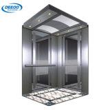 elevador residencial do passageiro do elevador interno comercial do cliente 1000kg